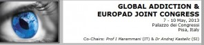 Global Addiction and EUROPAD Joint Conference