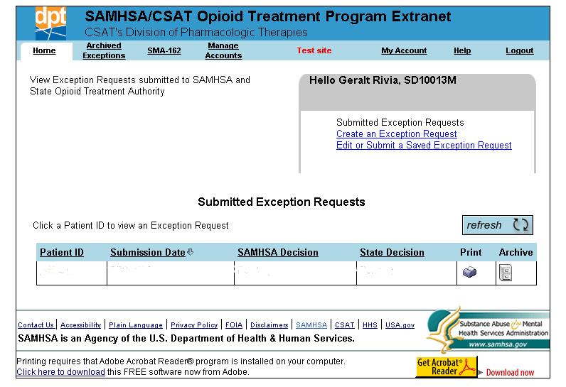 OTP Extranet Webinar Series