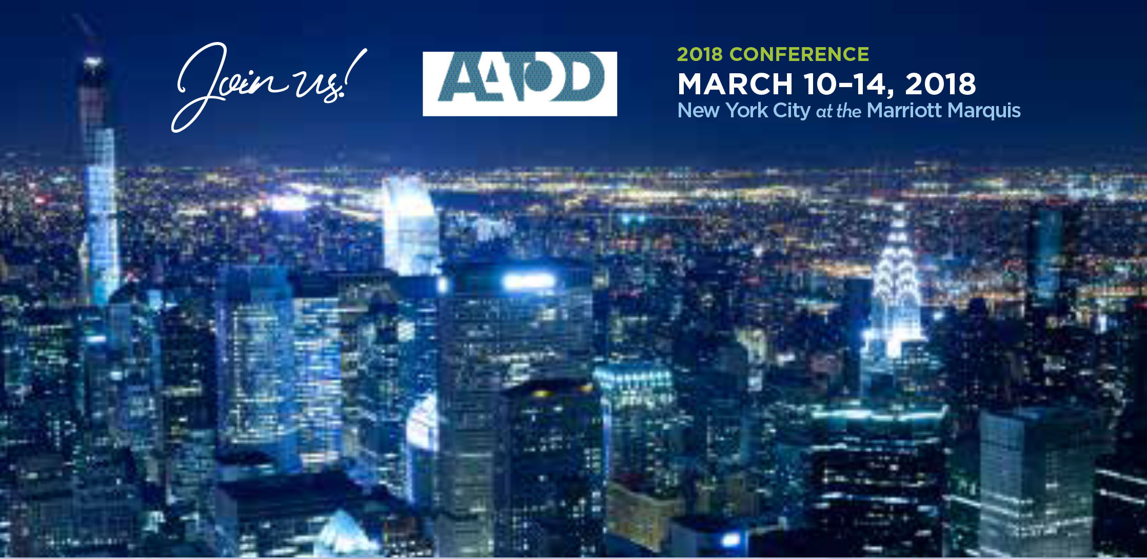 Register Now for the 2018 AATOD Conference!
