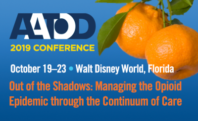 Exhibit & Sponsorship Opportunities #aatod2019